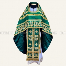 Embroidered priest's vestments 10173