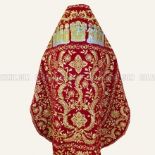 Embroidered priest's vestments 10175 3