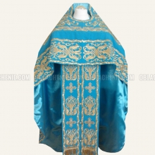 Embroidered priest's vestments 10178 2