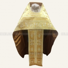 Embroidered priest's vestments 10180 2