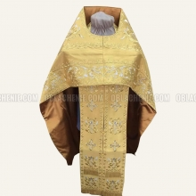 Embroidered priest's vestments 10175 2