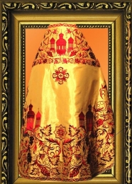 Embroidered priest's vestments 10196 2