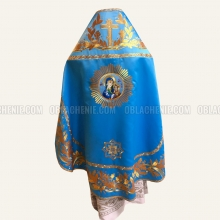 Embroidered priest's vestments 10204 3