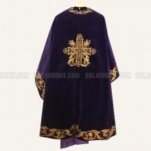 Embroidered priest's vestments 10207 2
