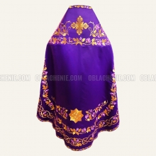 Embroidered priest's vestments 10213 2