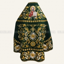 Embroidered priest's vestments 10218