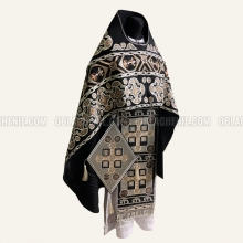Embroidered priest's vestments 10222