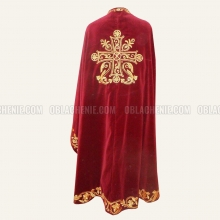 Embroidered priest's vestments 10226 2
