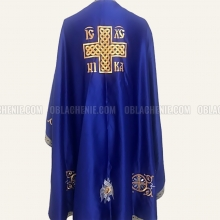 Embroidered priest's vestments 10227 2