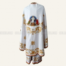 Embroidered priest's vestments 10244
