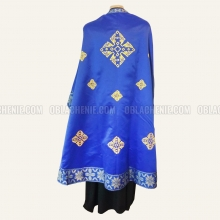 Embroidered priest's vestments 10251