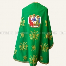 Embroidered priest's vestments 10254