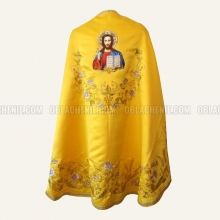 Embroidered priest's vestments 10255