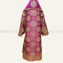 Bishop's embroidered vestments 10272 2