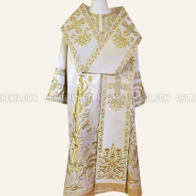 Bishop's embroidered vestments 10282