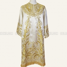 Bishop's embroidered vestments 10282 2