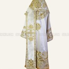 Bishop's embroidered vestments 10282 3