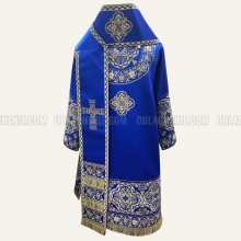 Embroidered Bishop's vestment 10300