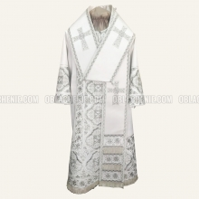 Embroidered Bishop's vestment 10301