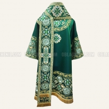 Embroidered Bishop's vestment 10302