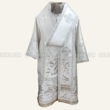 Embroidered Bishop's vestment 10305
