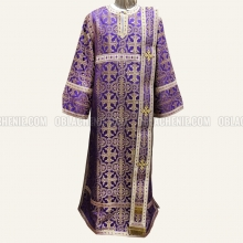 Deacon's vestments 10346