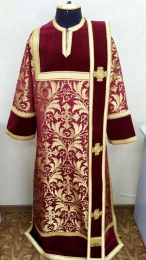Deacon's vestments 10364