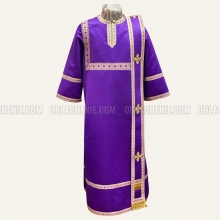 Deacon's vestments 10374