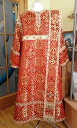 Deacon's vestments 10377 2