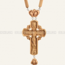 Wood Cross 10455