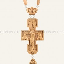 Wood Cross 10456