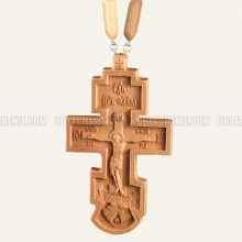 Wood Cross 10458