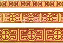 Греческий галун 10496 3