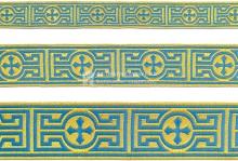 Греческий галун 10496 5