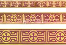 Греческий галун 10496 7