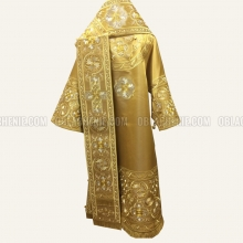 Embroidered Bishop's vestment 10640 1