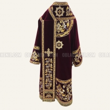 Embroidered Bishop's vestment 10641 1