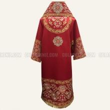 Embroidered Bishop's vestment 10643 1