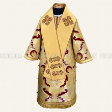 Bishop's vestment 10645
