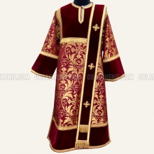 Deacon's vestments 10695