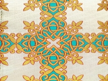 Church fabric 10718