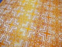 Church fabric 10725