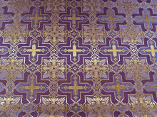 Church fabric 10726