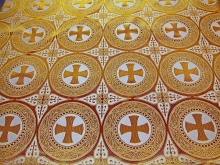 Church fabric 10727