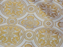 Church fabric 10729