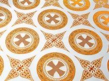 Church fabric 10731