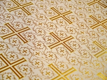 Church fabric 10736