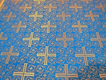 Ткань церковная 10736 4