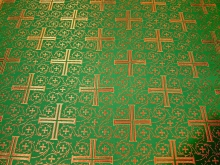 Ткань церковная 10736 5