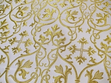 Church fabric 10737